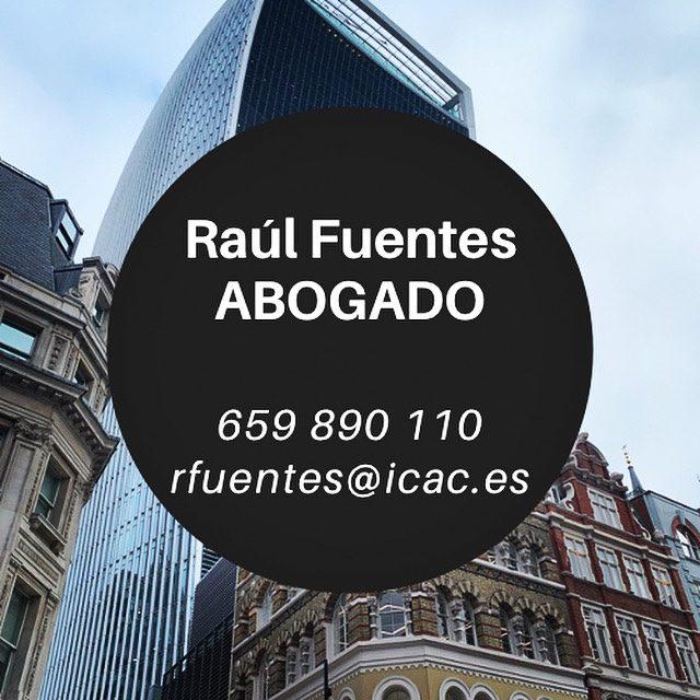 Bufete FUENTES | Raúl Fuentes ABOGADO